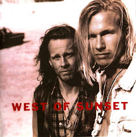 West of Sunset [st - 1992] aor melodic rock music blogspot full albums bands
