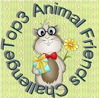 Top 3  juli '19  animal friends