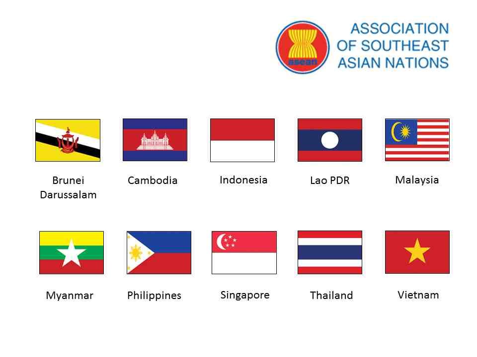 Gambar Negara Asean Beserta Ibukotanya 10 Negara Anggota Asean Profil Ibukota Mata Uang Keterangan Infoakurat Com