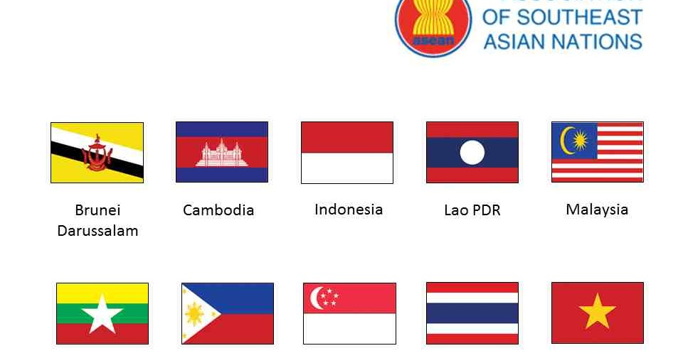 89 Gambar Negara Asean Paling Bagus