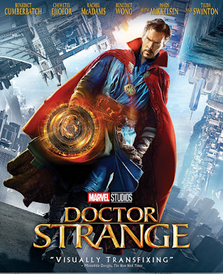Doctor Strange [2016] [DVD5] [Latino]