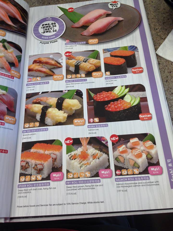 Sushi King (Temaki)