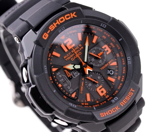 quality design f4e52 7b809 G-SHOCK JAPAN: G-SHOCK GW-3000B-1AER