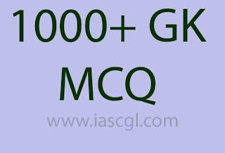 SSC CGL 2017 - 1000+ GK MCQ