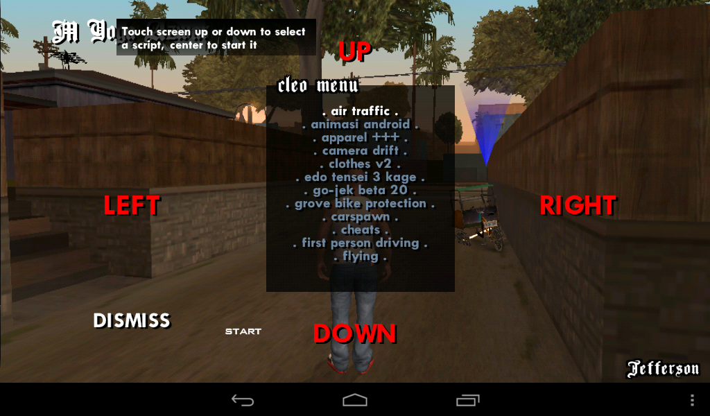 Gta sa cleo apk android no root | Download CLEO SA APK for