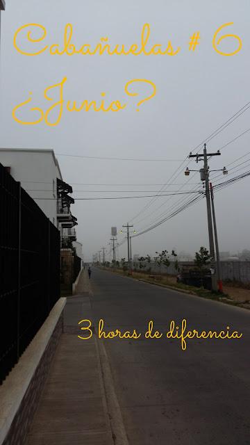 CABAÑUELAS ENERO 6