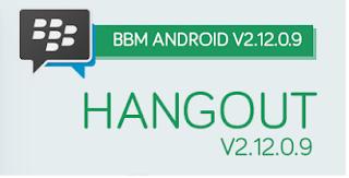 BBM MOD Hangout V2.12.0.9 Apk