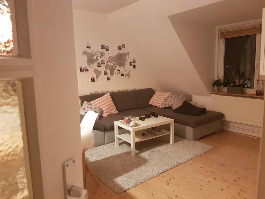 Wohnzimmer Sofa cosy