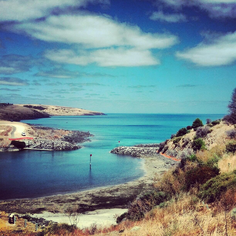 Kangaroo Island: Dancing At Sea: Kangaroo Island, Australia