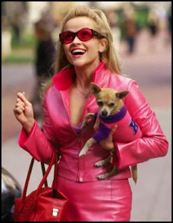 Reese Witherspoon: Elle Woods (Una rubia muy legal, 2001)