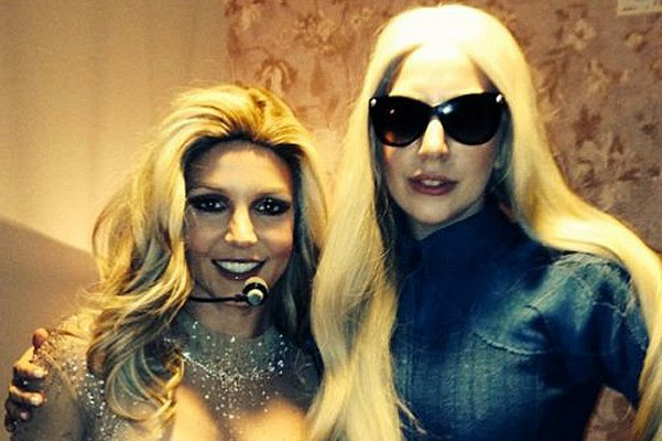 Britney Spears and Lady Gaga will record a duet