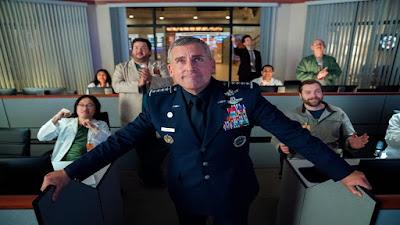 Maio na Netflix - Série Space Force