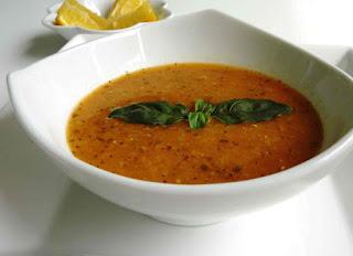 Red Lentil Soup (Kirmizi Mercimek Corbasi)