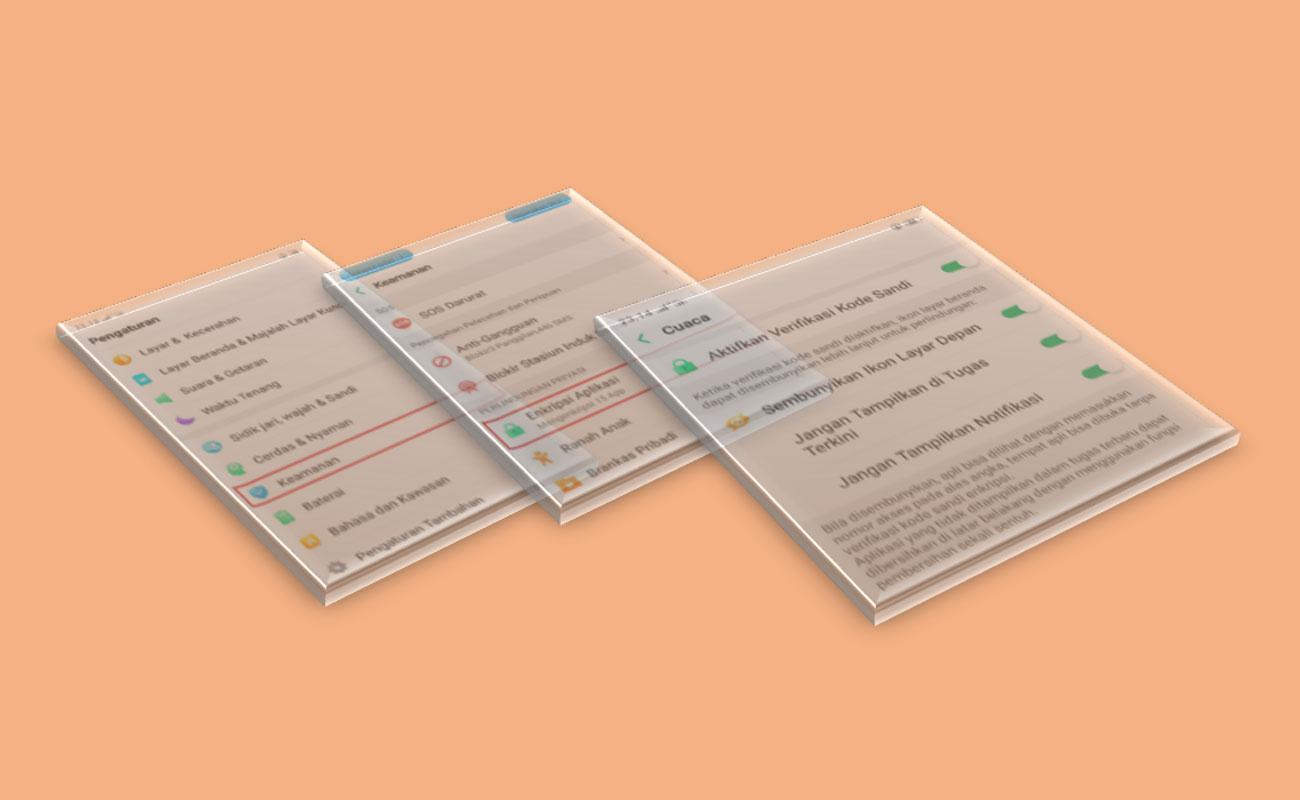 Cara Mudah Menyembunyikan Aplikasi di HP Oppo