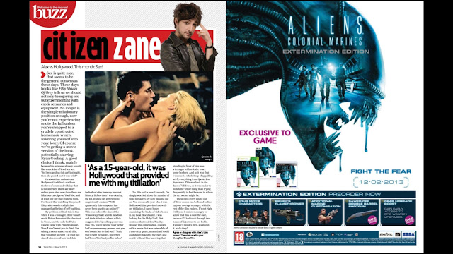 Revista Total Film P2P Marzo 2013