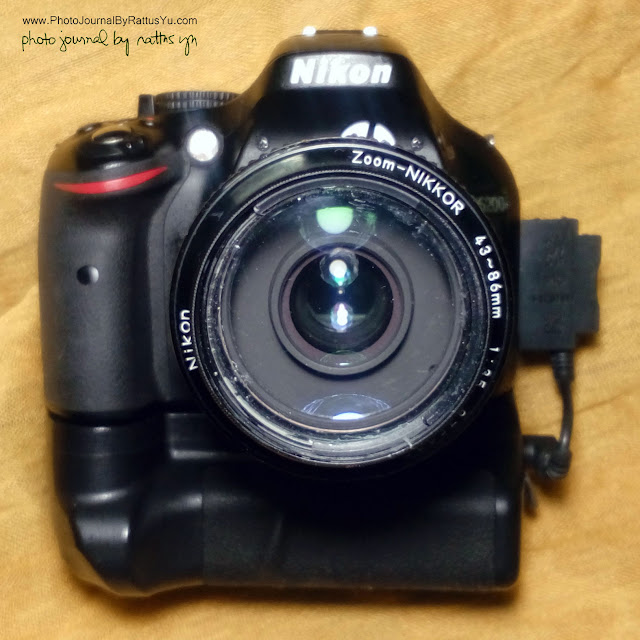 August 17, 2016: My Buddy the Nikon D5200 Celebrates His 1st Anniversary!