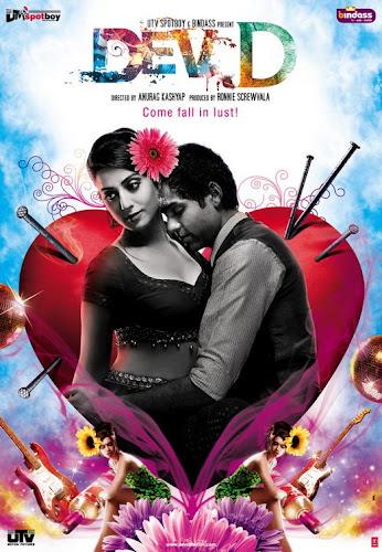 Dev D (2009) Movie Poster