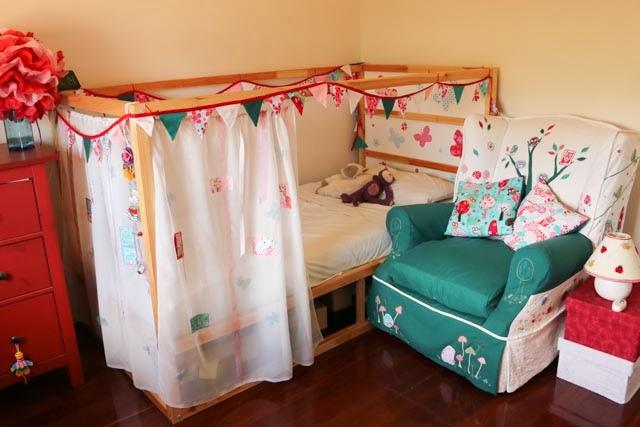 One Little Imp Kura Bed An Ikea Hack