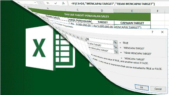 6 Jenis Rumus Formula Yang Wajib Diketahui di Excel 2016