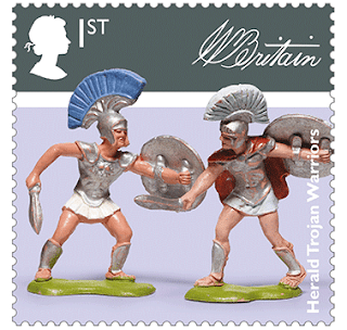 Britains Toy Warriers