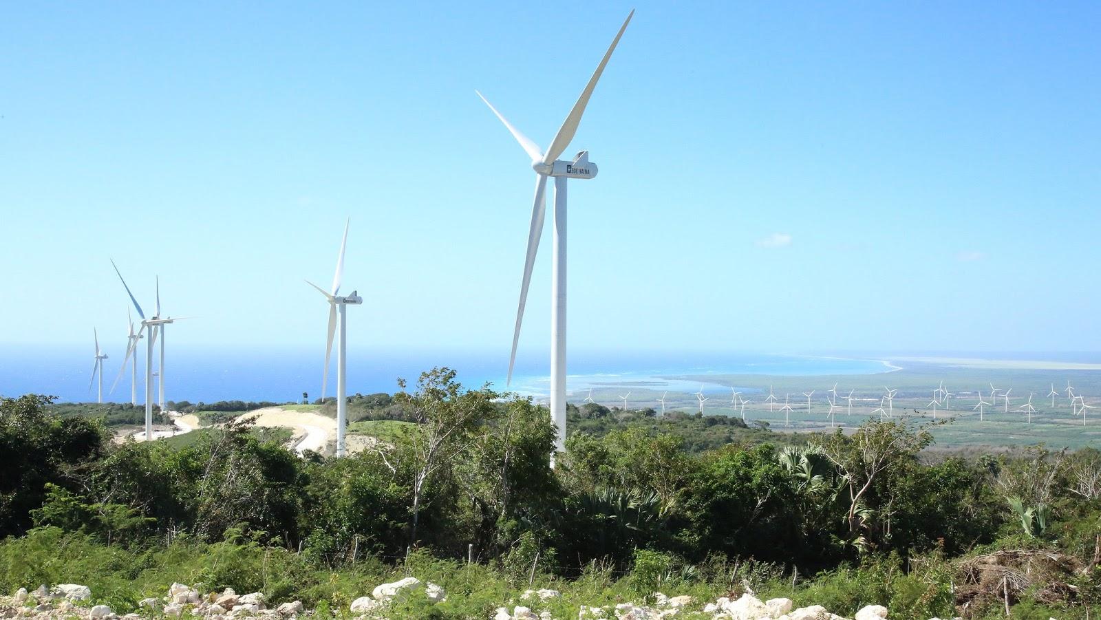 República Dominicana es referente en diversificación matriz de generación de Energía