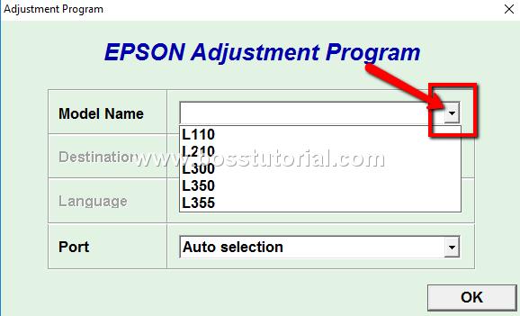 Cara Mengatasi Error Printer Epson L110, L120, L300, L350