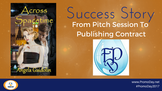 Promo Day Success Stories: Across Spacetime