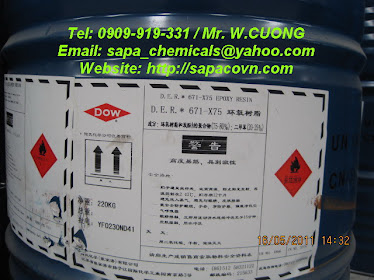 DER 671-X75 / epoxy resin