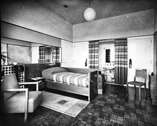 le blog des amis de la villa cavrois autres pi ces. Black Bedroom Furniture Sets. Home Design Ideas