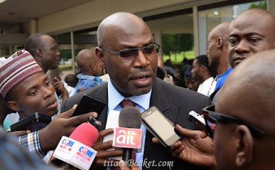 Musa Kida NBBF President