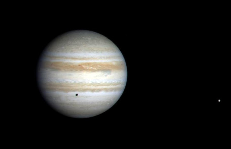 space frontier how to get to jupiter