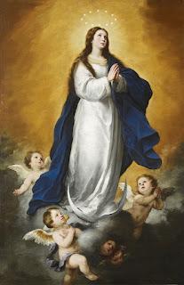 Inmaculada Concepción - Murillo - 1660-65 Meadows Museum Dallas