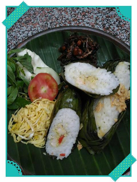 Nasi Bakar Ayam Siedjie Cafe Malang