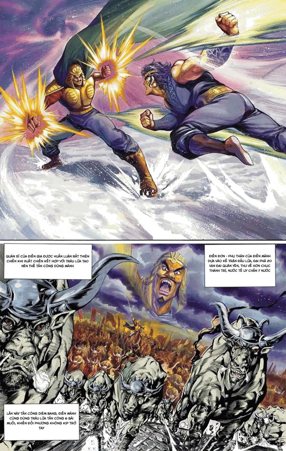 Tần Vương Doanh Chính chapter 9 trang 3
