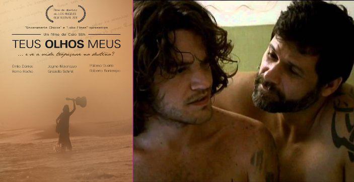 Teus Olhos Meus, película