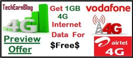 TechEarnBlog Free Internet