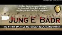 Jung E Badr Ka Waqia, mecca, 313 warriors, 17 ramadan, battle of badr, islamic wallpaper, hazrat muhammad, sahabah kiram, Kafir, abu lahab, islamic war, prophet muhammad prediction