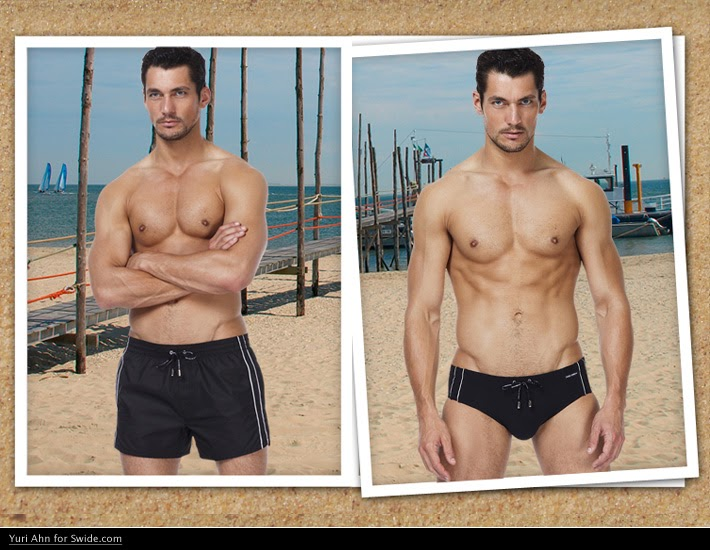 David Gandy Source The Body Amp The Beach Men S Swimwear