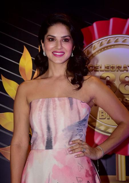 Sunny Leone - Bright Award Press Conference in Mumbai