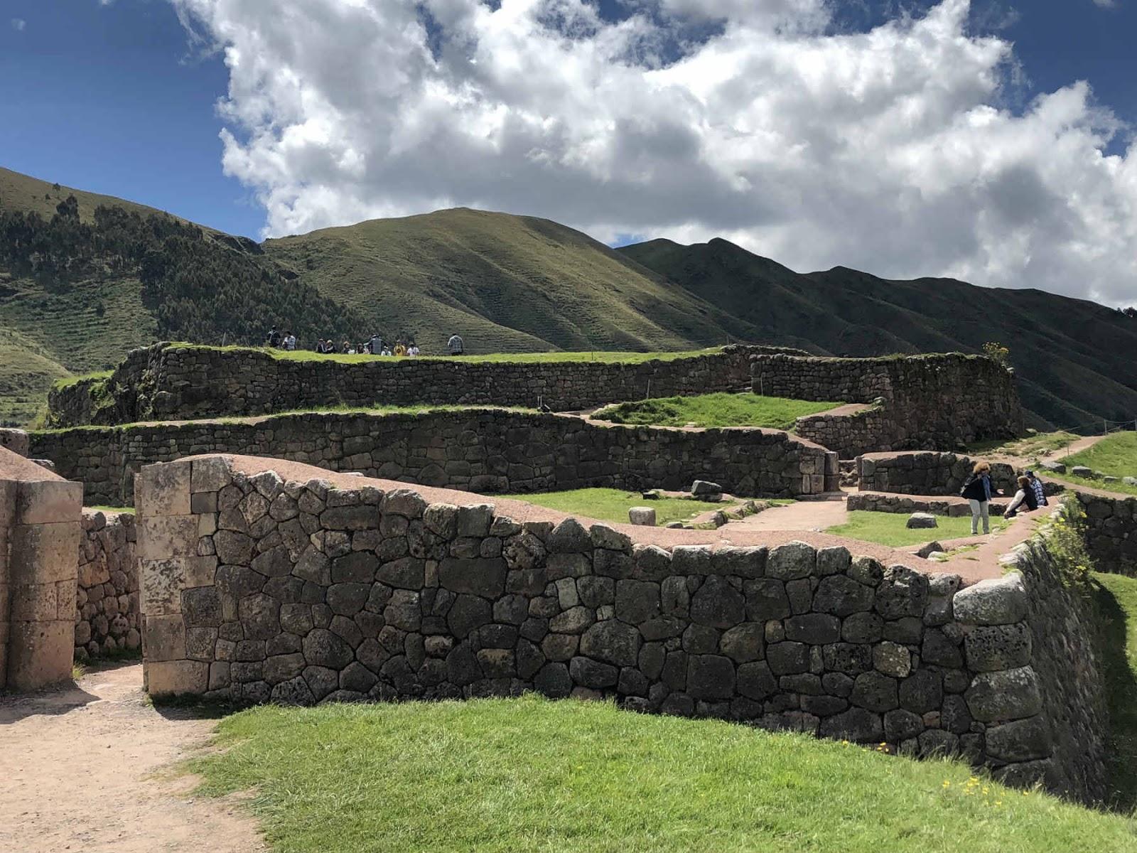 Sítio Arqueológico de Puka Pukara