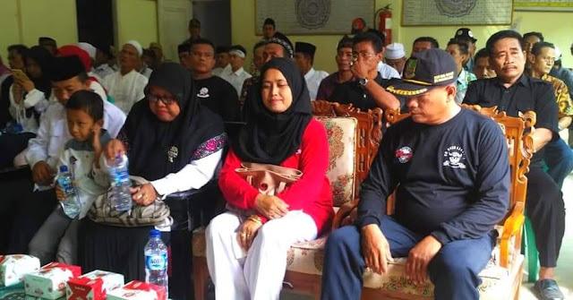 Pemilihan Nomor Urut Calkades Sukamekar Berjalan Tertib