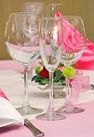 mesa banquete de bodas