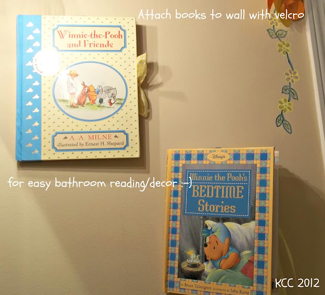 Whimsical Decor: How to Decorate Kid's Room with Rubber Stamps.