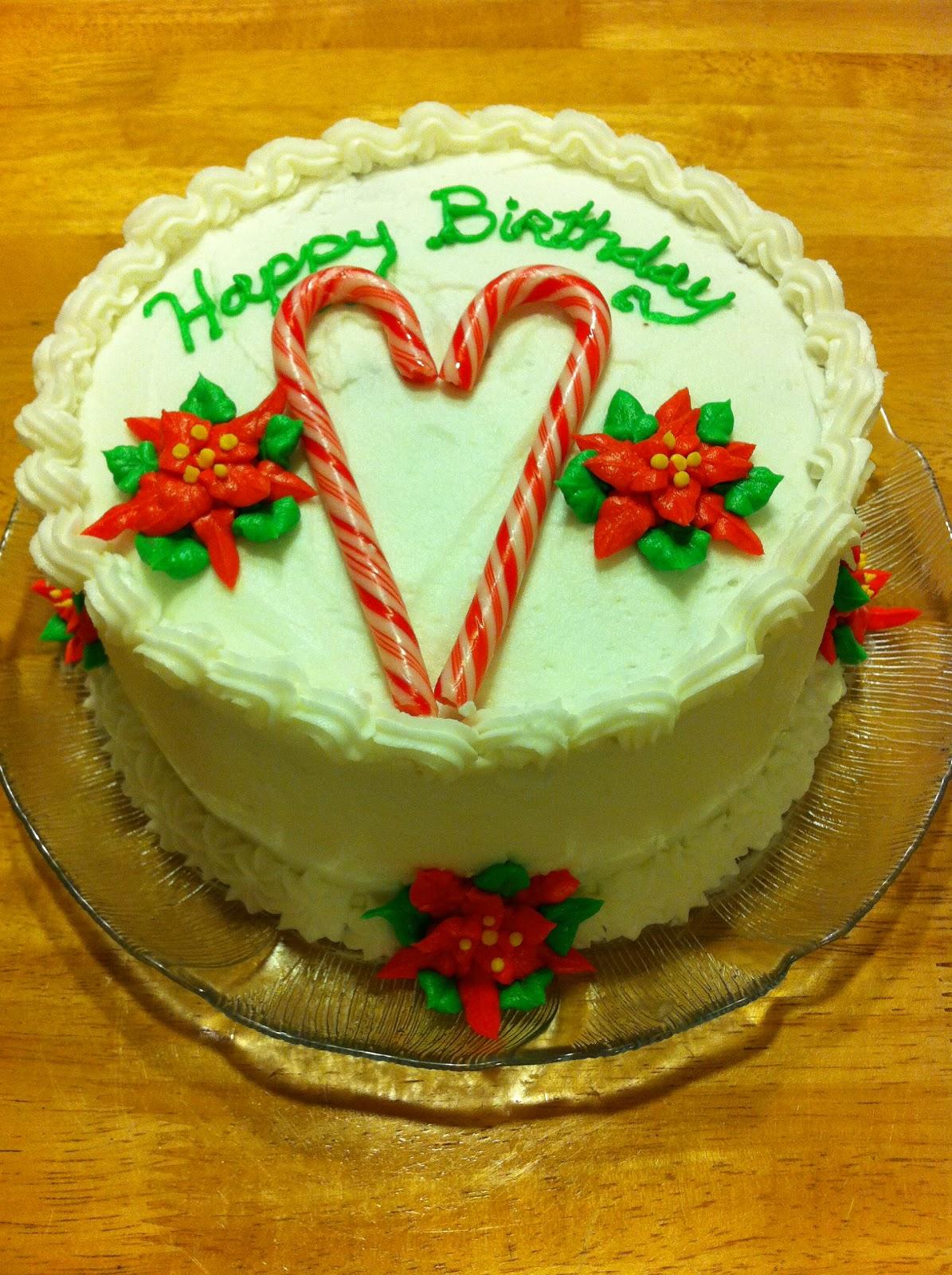 The Fairy Cake Mother Christmas Birthday Cake