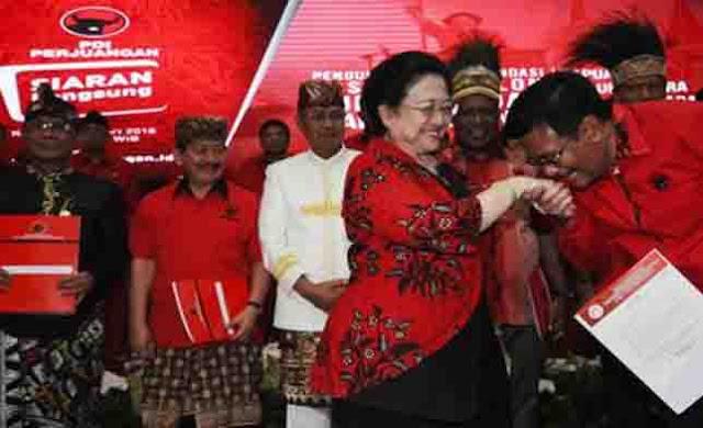 Kata Megawati: Tolonglah Terima Djarot Kan di Sumut Banyak Orang Jawa!
