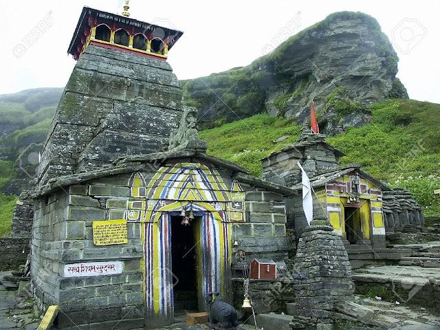 Tungnath Shiva Temple