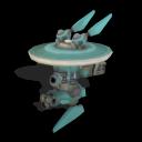 Droides y robots ~ Parte 1 ~ (Spore Galaxies: The Fallen) Centinela%2Barcano%2B1