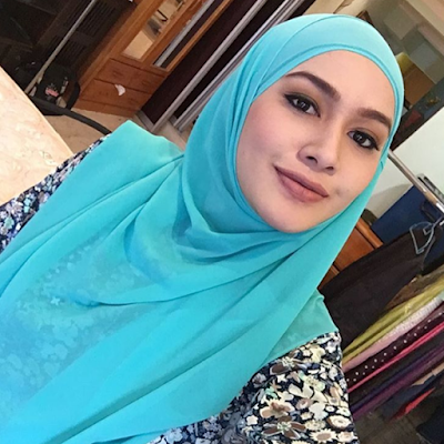 Biodata Penuh Niena Baharun Pelakon Sayangku Kapten Mukhriz