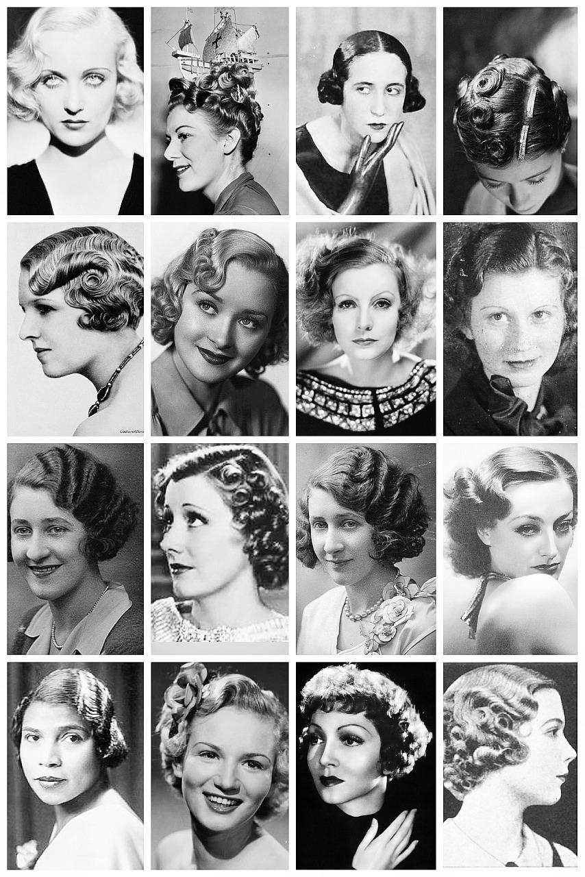Amazing Vintage Portrait Photos Depict Women's Hairstyles ...