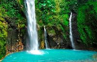 Air Terjun Telaga Sibolangit Tempat Wisata Menarik di Sumatera Utara